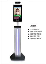 湖南人脸识别测温一体机厂家批发图片