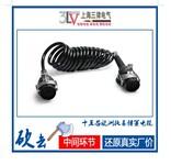 8芯2.5平方毫米螺旋电线浙江省杭州市厂家直销图片