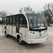 河南鄭州新鄉14座帶門式電動游覽觀光車,房產看房電瓶車報價