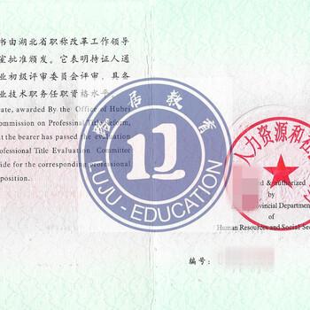 2019年初级职称行政大厅查询浙江省杭州市申报进行中