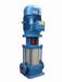 广州广一泵业GDL立式多级高压管道泵生产厂家GDL立式多级管道泵增压泵