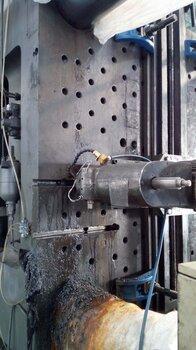 佛山注塑開T型槽,注塑機銑槽,模板開T型槽