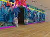 神笔马良画画互动投影游戏墙面画鱼儿童乐园设备全套