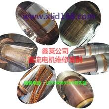 樟木头直流电机维修,转子维修