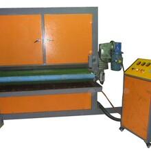 玻璃直纹自动拉丝机东莞自动拉丝机拉丝机价格LC-ZL1300L图片