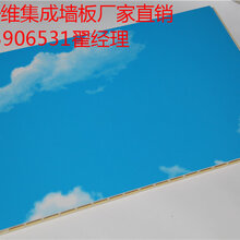 竹木纤维集成墙板厂家批发直销