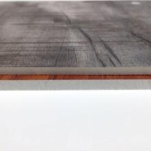 六安环保耐磨石塑锁扣地板图片