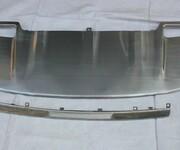 保时捷卡宴前后护板304不锈钢材质台湾进口特价图片