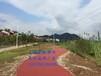 福建彩色透水混凝土透水地坪材料厂家