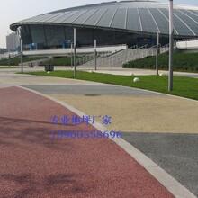 高标号水泥彩色透水地坪专业厂家直供材料图片