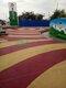 公园透水混凝土彩色地坪