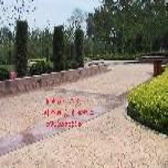 日喀则混凝土压花地坪彩色压模地坪厂家直供图片