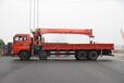湖南昊天大吨位18吨随车吊价格品牌东风高配随车吊生产厂家