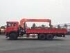 湖南昊天八边形12吨随车吊轻量化设计随车吊抗弯能力好