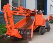 襄阳永力通扒渣机1.2米标准型ZWY-50图片