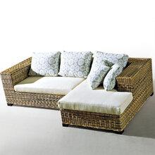 铭阁3RA102厂家批发小户型客厅现代简约真藤家具