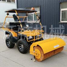 山西制造抛雪机手推式东北座驾式扫雪机质量佳