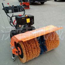 黑龙江生产小型抛雪机手推式内蒙古大型清雪机信誉可靠