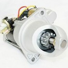 金迪QDJ2840T起动机。锡柴6DN,6DM。3708010A53DJ起动机图片