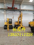 沃尔华DLS865-9A6吨轮式液压挖掘机图片
