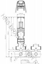 HRS广濑连接器DF22A-1416SCF端子现货全国供应专业代理线规14-16图片