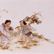 近日拍卖王大凡瓷板画的价格图片
