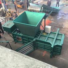 散熱好臥式大噸位打包機蔬菜編織袋尼龍絲打包機棉花蠶絲被打包機省時方便節能圖片