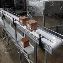 不同款式輸送機低價供應槽型轉彎輸送機圖片