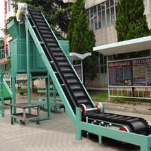 橡膠防滑非標輸送機結構簡單便于維護使用成本低圖片