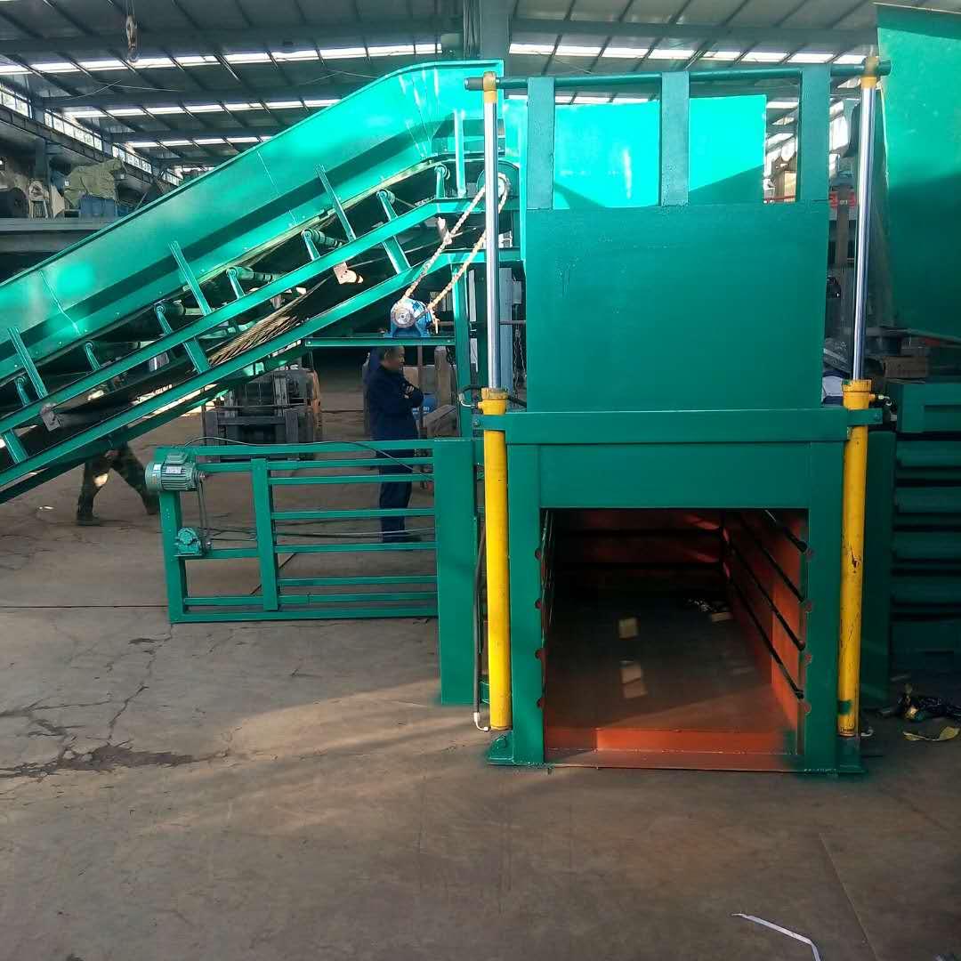 大豆秸秆打包机棉产区专用棉花打包机