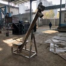 定金支付多功能管式絞龍輸送機油菜籽棉籽提升機活動促銷中連續輸送機圖片