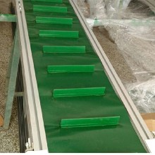 装卸机低能耗多种材质石块输送机图片