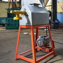 小型粉絲機械設備安徽扁粉260粉條機圖片