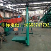 自动螺旋提升机规格蚌埠垂直螺旋绞龙价格低图片