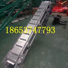 专业定做皮带输送机制造厂流水线带挡板斜坡皮带输送机安庆图片