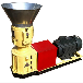 飼料機械成套設備顆粒飼料機械設備陜西小型牧草顆粒機