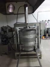 笋片压榨脱水机青海苹果收汁压榨机全自动压榨机图片