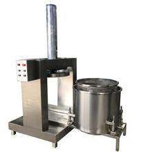 白菜压榨脱水机安徽橙汁收汁压榨机不锈钢压榨机图片