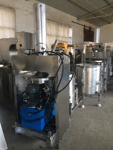 洋蔥收汁壓榨機黑龍江酵素壓榨機雙桶壓榨機圖片
