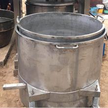 咸菜压榨机广东梨收汁压榨机双桶压榨机图片