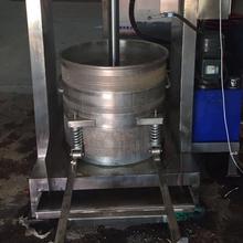 蓝莓压榨机广西苹果收汁压榨机150L压榨机图片