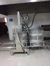 中藥葉收汁壓榨機湖南菠菜收汁壓榨機雙桶壓榨機圖片