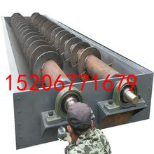 螺旋提升机供应量产莆田无轴螺旋输送机图片
