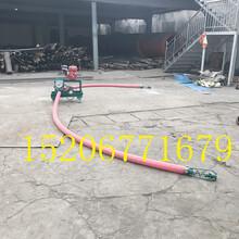 抽粮用软蛟龙环保环保车载吸粮机制造厂九江图片