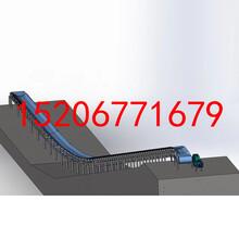 優帶式送料機加護欄式箱貨裝車皮帶機邵陽專業生產圖片