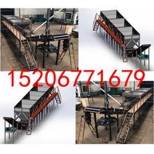 优质皮带输送机制作粮食装卸转载用皮带输送机江门热销图片
