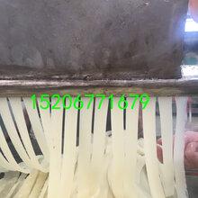 粉条机械厂陕西家用电豌豆粉条机图片