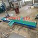 移动升降皮带输送机动力滚筒加厚耐磨皮带输送机铁氟龙输送机