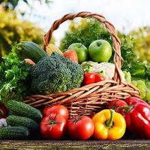 佛山有机蔬菜配送图片