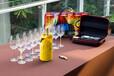 户外野炊旅游便携红酒用具套装广州厂家